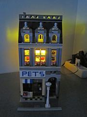 Light Stax - Prototypes (workfromtheheart) Tags: lego bricks light stax lightstax modular building legoworld illumination usb cable mod lightning