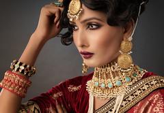 Bengali Bride (Siddiqui, sayeed) Tags: portrait bride ornaments bangladesh