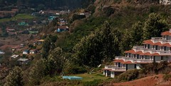 The houses (V.T.Arun ram kumar) Tags: india house green asia land tamil ooty nadu