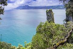 Desde el Acantilado (cvielba) Tags: faro caballo mar cabo acantilado cantabria santoa