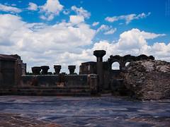 Zvartnots cathedral (lar-f) Tags: church architecture landscape temple ruins outdoor armenia zvartnots