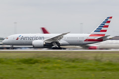 American N813AN 22-6-2016 (Enda Burke) Tags: england usa chicago man america plane canon airplane manchester illinois airport aviation engine motionblur american 7d planes pan arrival americanairlines panning ord manchestercity manchesterairport manc 787 b787 egcc kord dreamliner avgeek unitedstatesofameria boeing787 7879 boeingdreamliner b7878 manairport amerianairlines 7dmk2 canon7dmk2 n813an