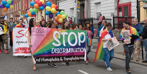PRIDE PARADE AND FESTIVAL [DUBLIN 2016]-118136