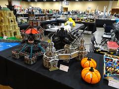 BrickWorld Chicago 2016 (Swoosh Factor) Tags: brickworld chicago 2016 lego convention battleship unbuild