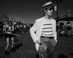 Coney Island (ROY.NYC) Tags: ricoh nycstreetphotography streetstyle bnw blackandwhite ricohgr ricohgr2 vsco candid coneyisland bw nyc blackwhite blackandwhitephotography newyorkcity gr