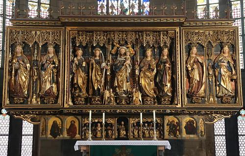 Altar - Zwickau Marienkirche 2016-06-28-0416