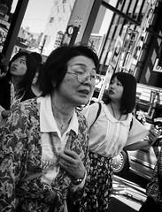 D7K_2088_ep_gs (Eric.Parker) Tags: bw fish japan tokyo mask market tsukiji tsukijifishmarket 2016