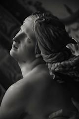 Proserpina Piangente, Ratto di Proserpina di Gian Lorenzo Bernini, Roma (martinatrotta) Tags: blackandwhite bw sculpture roma photo nikon tears marble bernini barocco proserpina galleriaborghese gianlorenzobernini rattodiproserpina