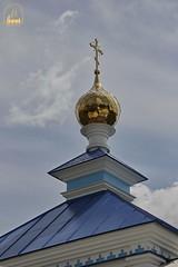 A cross procession from the village of Nikolskoe to the village of Adamovka / Крестный ход из Никольского в Адамовку (8)
