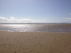 Incoming tide at West Kirby (joanne_kyte) Tags: sea sunny beaches tides westkirby