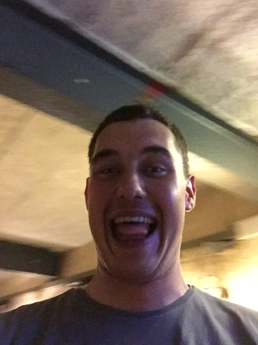 Selfie-time voor Jordy