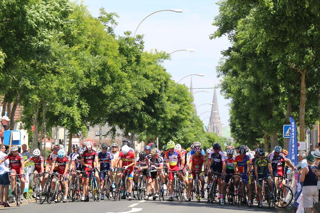 Journée du vélo à Luisant - 10 juillet 2016