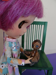 Annie and the Owlet