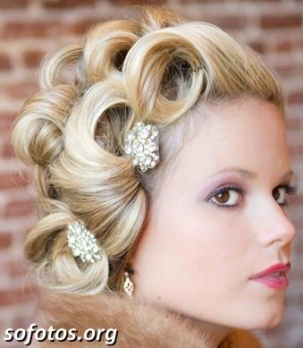 Penteados para noiva 124