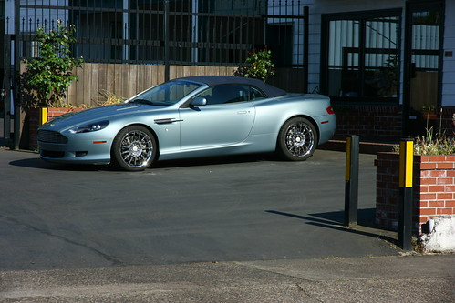 Aston Martin DB9 Volante. Thanks Alex | photography!