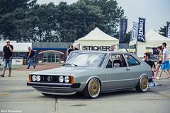 Volkswagen Scirocco MkI - BBS E50 CL (Rick Bruinsma) Tags: usa holland netherlands dutch car festival vw canon golf volkswagen us low wheels stock nederland lifestyle meeting turbo mk2 jetta gli gti rs bbs dropped treffen rallye vag nn valkenburg slammed mkii stance syncro vr6 camber rm lowlife scirocco oem g60 reifen airride felgen mk1 velgen mki e50 tfsi oemplus mivw stanced stanceworks stancenation lowfamilia volksdub stancedout volkstyle