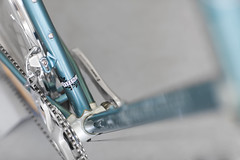 Royal H Teal Rando_13 (baumannphoto) Tags: boston steel custom campagnolo handbuilt randonneur 650b royalhcycles tealrando