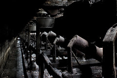 ZV.oo4 (H E N S C H) Tags: abandoned urbanexploration ruhrgebiet zollverein worldheritage ue verlassen kokerei weltkulturerbe urbex stillgelegt welterbe industriekultur hinterdenkulissen