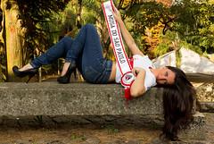 Jssica Nunes (kass) Tags: brazil woman brasil mulher tricolor gata bela musa spfc kass