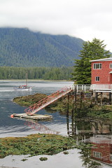 .low tide (axiom noire) Tags: coast dock sailing bc tofino lowtide