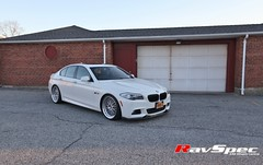 "WORK VSXX on new BMW 5 Series • <a style=""font-size:0.8em;"" href=""http://www.flickr.com/photos/64399356@N08/9144882423/"" target=""_blank"">View on Flickr</a>"