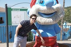 Richard and big smurf