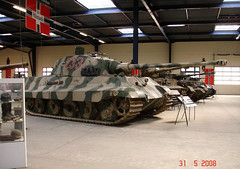 "PzKpfw VI Ausf.B -Tiger II  (5) • <a style=""font-size:0.8em;"" href=""http://www.flickr.com/photos/81723459@N04/9326966245/"" target=""_blank"">View on Flickr</a>"