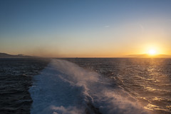 Sunrise from the Ferry (schmidt1211) Tags: ocean africa ferry spain nikon europe morocco nikkor atlanticocean tangier mediterraneansea tarifa nikond700 afszoomnikkor2870mmf28difed jetferry