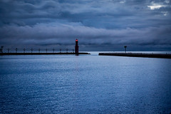 Algoma's Blue Hour