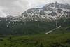 Sonnblick and waterfalls (IceCal) Tags: mountain austria sonnblick kolmsaigurn