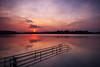 To the End (bing dun (nitewalk)) Tags: longexposure sunset singapore pentax reservoir le usr tbd nitewalk upperseletar bingdun