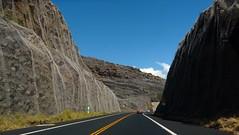Maui Hawaii - Roads/Freeways (SLDdigital) Tags: ocean travel sky usa clouds island hawaii maui roads freeways roadsidephotography travelphotography scenicdrive mauihawaii tourisim hawaiianisland islandofmaui travelandleisuremagazine slddigtial