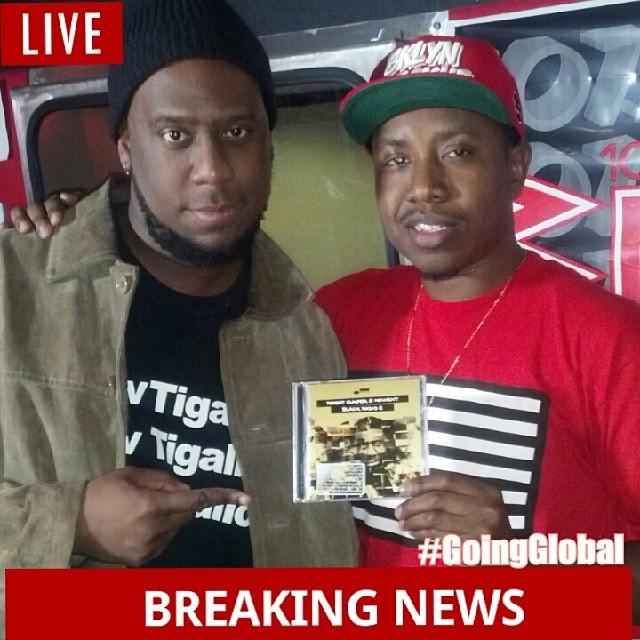We have @RobertGlasper in studio @wbls1075nyc #NYC sharing his new album #RobertGlasperExperiment #BlackRadio2 #GoingGlobal make sure you pick up that dope album #Calls #Trust #YouOwnMe #BigGirlBody