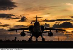 A-1 da Força Aérea Brasileira (sunset) (Força Aérea Brasileira - Página Oficial) Tags: a1 forcaaereabrasileira brazilianairforce 131101eni2589ceniltonkirchhof brazil brasil cruzex2013 cruzex natalrn silhueta sunset aviacaodecaca fighter aircraft aeronavemilitar
