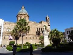 Palermo - La Cattedrale (Luigi Strano) Tags: italy church europa europe italia churches sicily palermo sicilia chiese cattedralepalermo