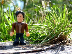 The Doctor in The grass