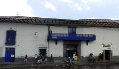 Cuzco Plaza de San Francisco 05 (Rafael Gomez - http://micamara.es) Tags: world plaza heritage peru cuzco de la san francisco cusco per humanidad patrimonio ph559