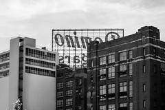 Back of Domino Sugars sign, Locust Point