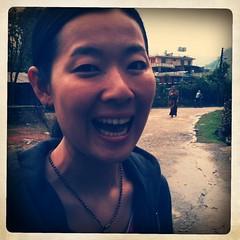 IMG_1736 (apfelstillleben) Tags: nepal buddha korean lonelyplanet pokhara annapurnacircuit annapurna himalayan nationalgeographic buddhasbirthday lumbini annapurnabasecamp incredibleindia himalayantrail iphone3gs hipstamatic