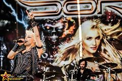 Doro_Leyendas_Del_Rock_2013_011 (Nacho Criado) Tags: show music woman rock metal concert mujer gig concierto band heavymetal sing singer bolo heavy hardrock doro cantante doropesch nachocriado