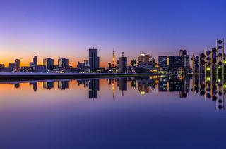 Symmetry, Tokyo Twilight