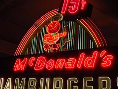 The Henry Ford Museum (Jasperdo) Tags: sign museum restaurant neon michigan fastfood exhibit mcdonalds hamburgers neonsign dearborn henryfordmuseum thehenryford speedeeservice drivingamerica