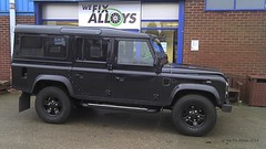 "Land Rover alloy wheels refurbished by We Fix Alloys • <a style=""font-size:0.8em;"" href=""http://www.flickr.com/photos/75836697@N06/12155411073/"" target=""_blank"">View on Flickr</a>"