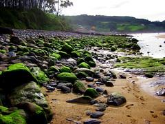 Playa de la Griega - Asturias (Ruben Juan) Tags: espaa praia beach strand spain espanha asturias playa paisaje espagne plage spiaggia lanscape roca spanien spagna spanje spania plaa hiszpania pl panlsko playadelagriega