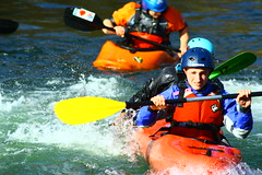 (Beckyoung) Tags: color colour sports water colors swansea club boats colorful university kayak colours action extreme canoe kayaking colourful watersports helmets kayakers cag sportsclub paddles weirs sportsphotography bung succ swanseauniversity pyrana