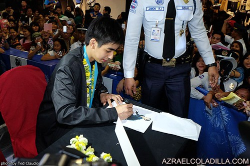 Michael Martinez Homecoming at SM MOA from Sochi Winter Olympics-2090