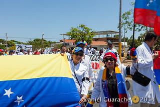 Marcha de los Médicos 10 Marzo 2014