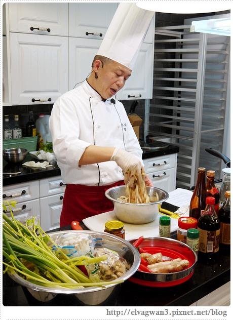 豆油伯廚藝教室-邱寶郎師傅-客家米苔目煎肉餅-19