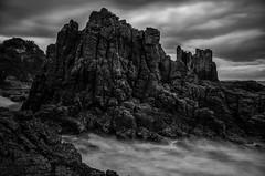 Cathedral Rocks @ Twilight #1 (nikabuz) Tags: longexposure rocks seascapes australia nsw southcoast kiama cathedralrocks