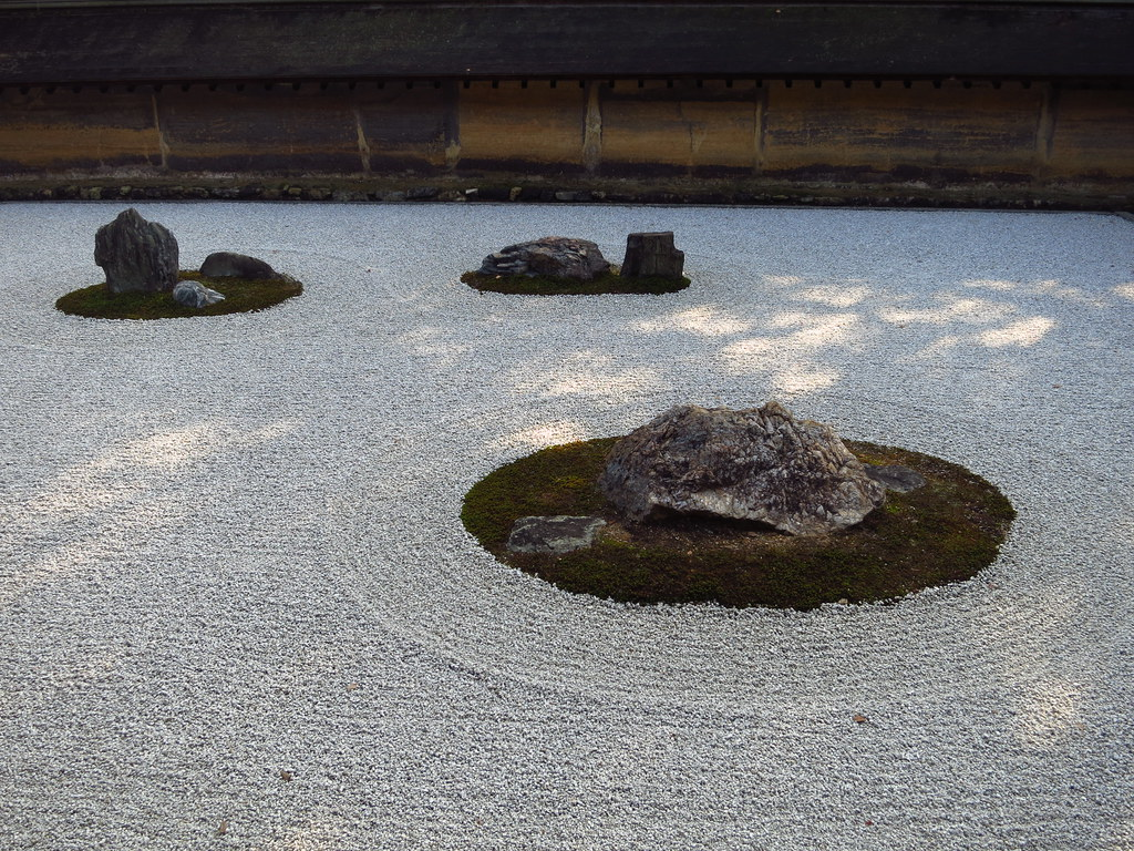 reasearch paper ryoan ji rock garden These gardens were designed for visual appeal inside the house and the advent of rock placing monks was introduced  (harte, 2002) an example of this is that at the ryōan-ji temple theory: there are various design structures that are present in a japanese garden  you are assured of an authentic custom paper delivered within the given.